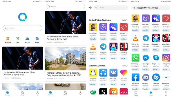 Huawei Launches Petal Search