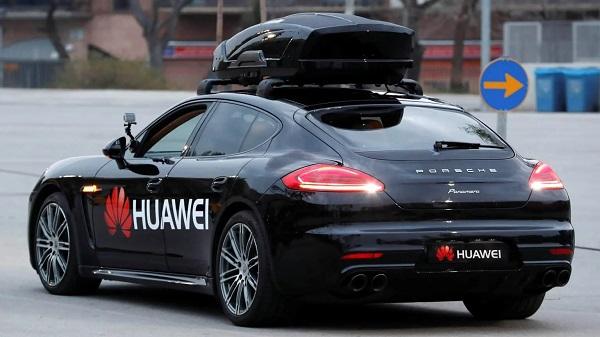 Huawei On 5G Car Ecosystem