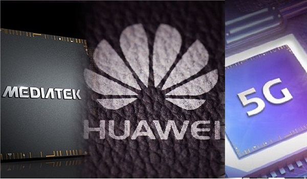 Huawei and MediaTek