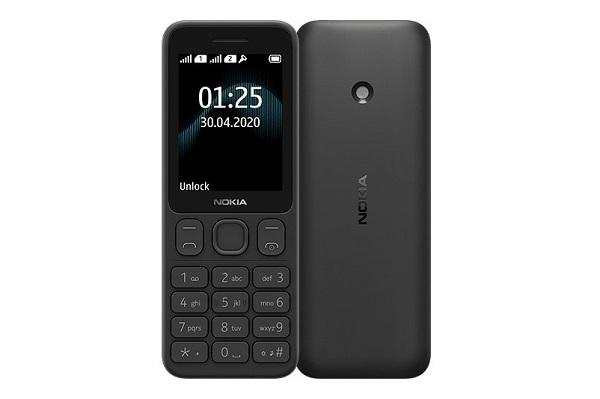 Nokia 125 Black