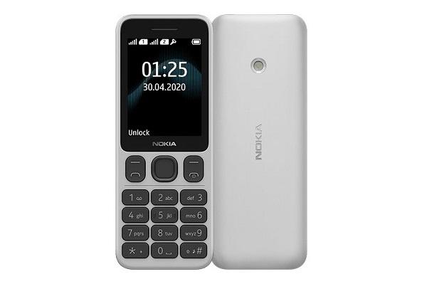 Nokia 125 White