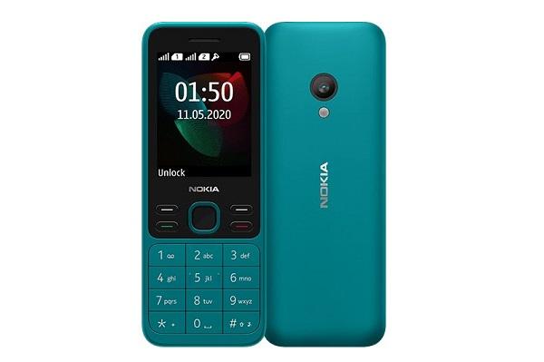 Nokia 150 Cyan