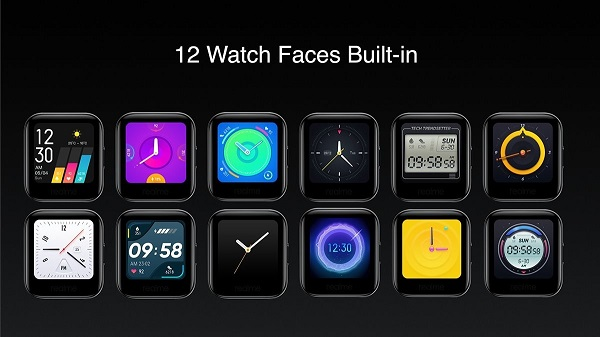 Realme Watch features1