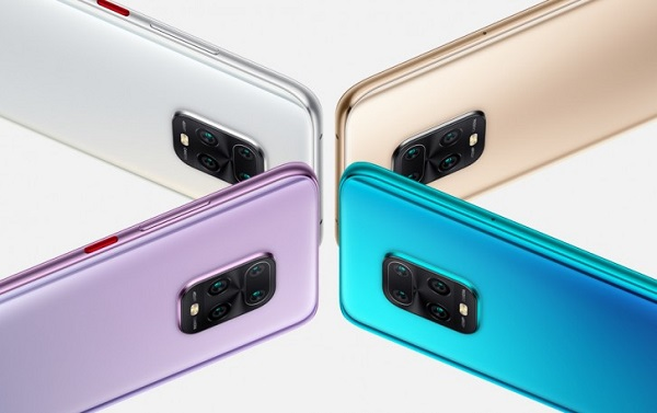 Redmi 10X 4G in Colors
