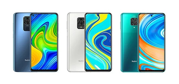 Redmi Note 9 vs Note 9S vs Note 9 Pro (Global)