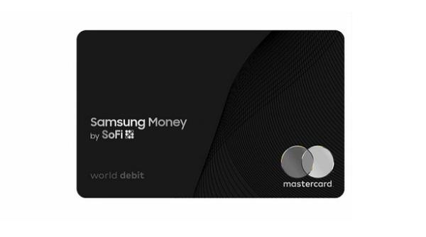 Samsung Money Debit Card