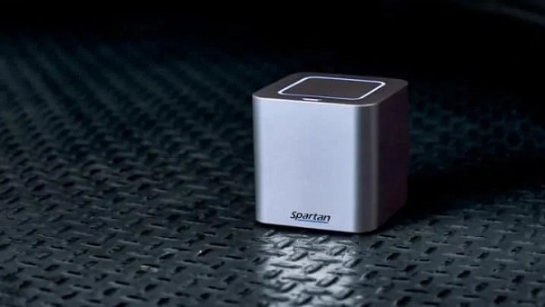 Spartan Cube by Canada for COVID-19 Test