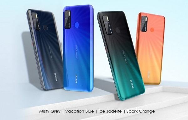 Tecno Spark 5 In Colours