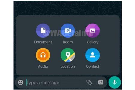 WhatsApp Beta Gets Messenger Rooms