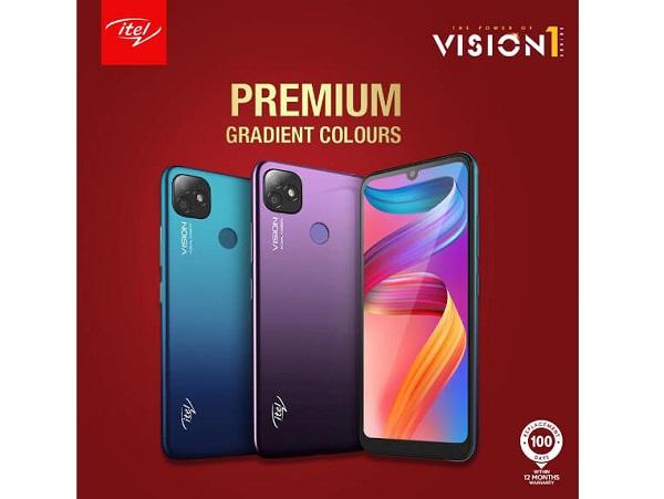 itel Vision 1 Plus
