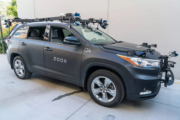 Amazon Acquires Zoox, A Self-driving Startup
