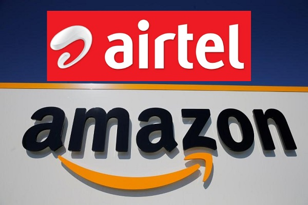 Amazon buying stake in Airtel