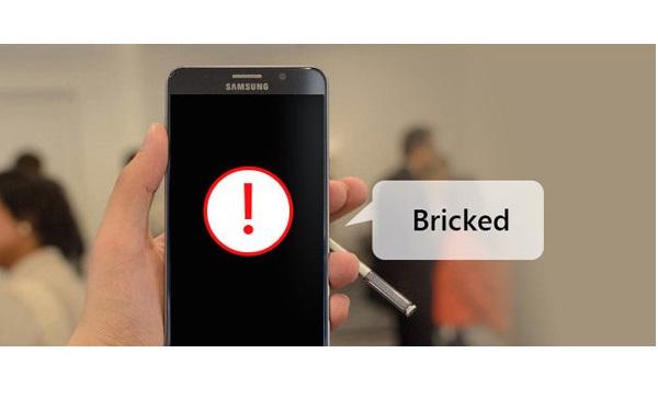Bricked Phone