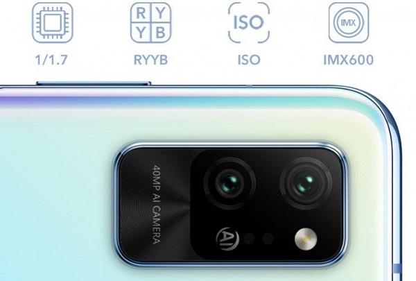 Honor Play 4 Pro Cameras