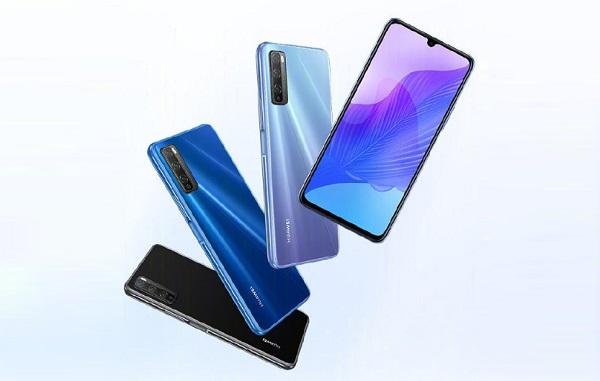 Huawei Enjoy 20 Pro In Colors