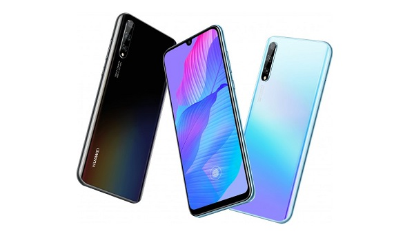 Huawei P Smart S In Colors