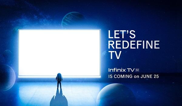 Infinix TV coming on June 25