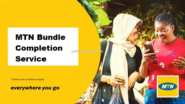 MTN Bundle Completion Service - All You Need To Know
