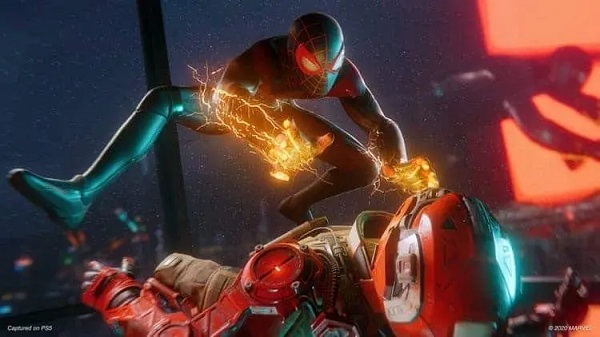 Marvel Spider-Man: Mile Morales