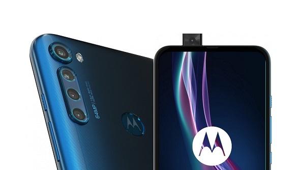 Motorola One Fusion+ cameras