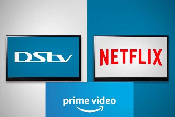 MultiChoice, Netflix and Amazon