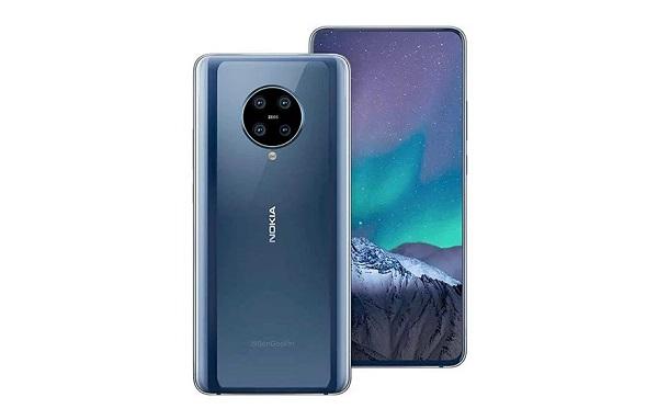 Nokia 9.3 PureView concept