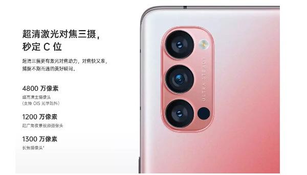 Oppo Reno4 Pro camera