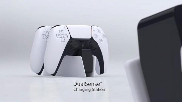 PS5 DualSense Controller Charging