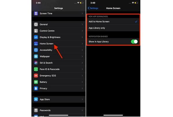 iOS 14 - Home screen Customization