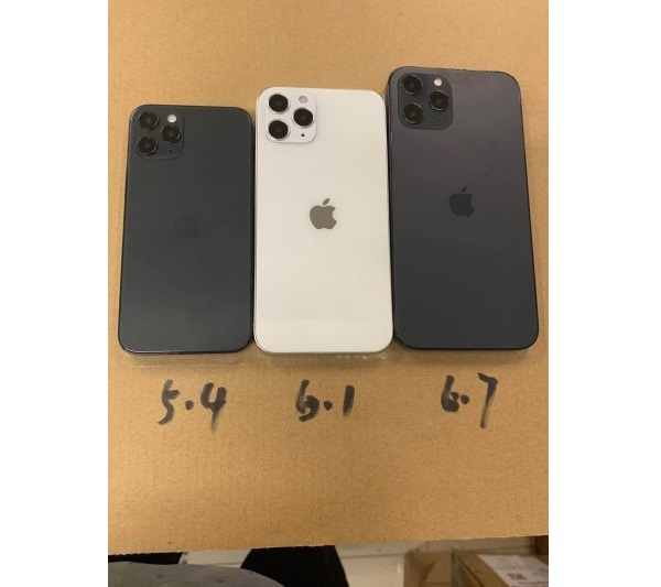 iPhone 12 dummies