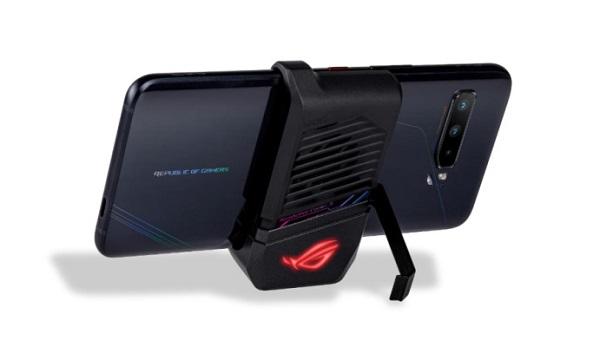 AeroActive Cooler 3 with ROG Phone 3
