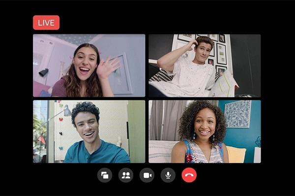 Facebook Integrating Messenger Rooms with Facebook Live