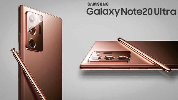 Galaxy Note20 Ultra Image leaks