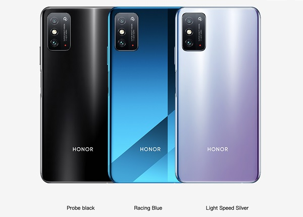 Honor X10 Max In Colors