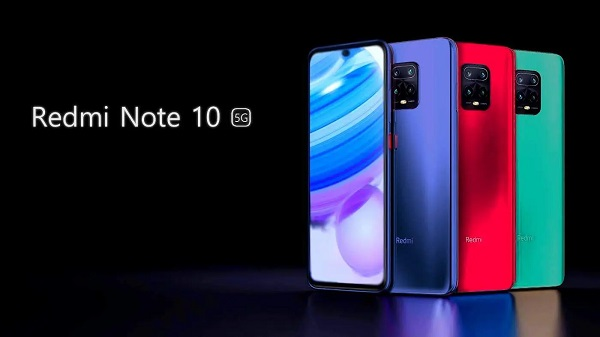 Redmi Note 10 5G