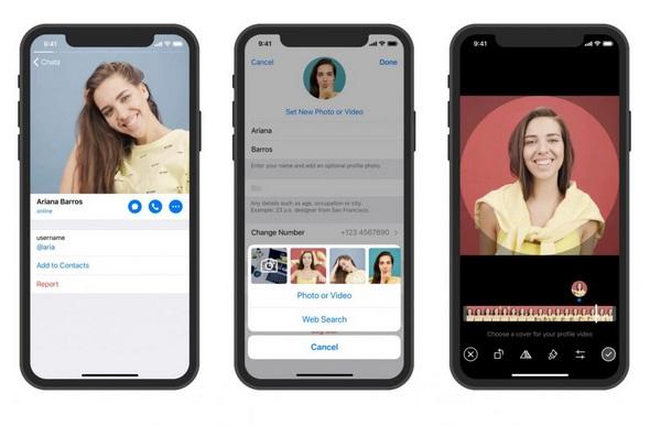 Telegram Update brings Share up to 2GB Files Sharing