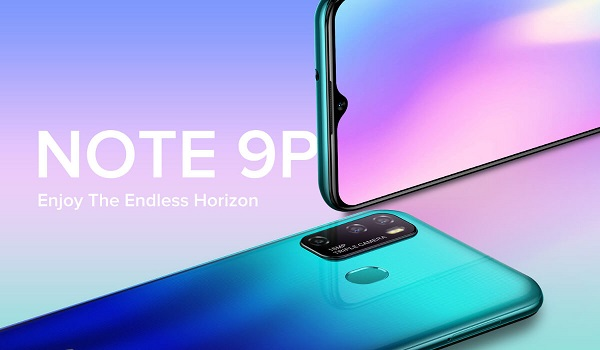 Ulefone Note 9P launched