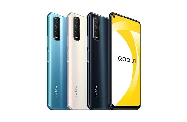 iQOO U1 in colors