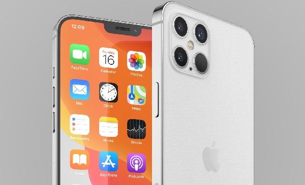 Alleged iPhone 12