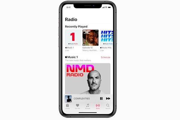Apple Music New Radio Stations