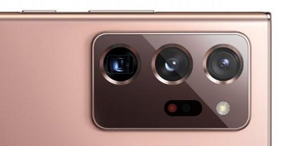 Galaxy Note20 Ultra Rear Camera