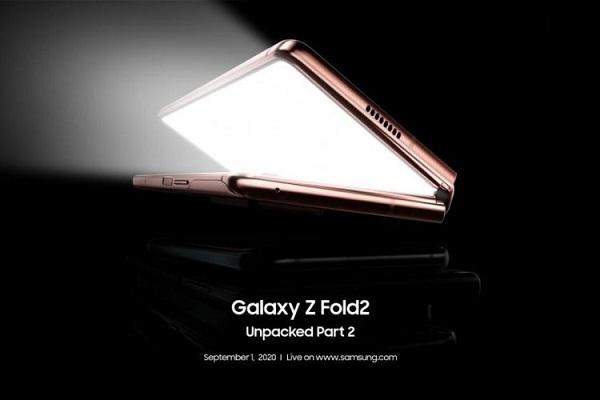 Galaxy Z Fold2 unpacked part 2