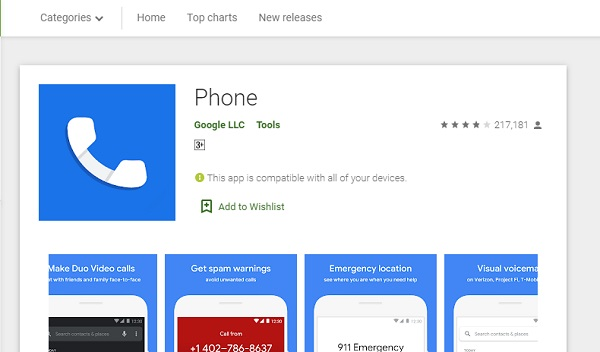 Google Phone On Your Smartphone