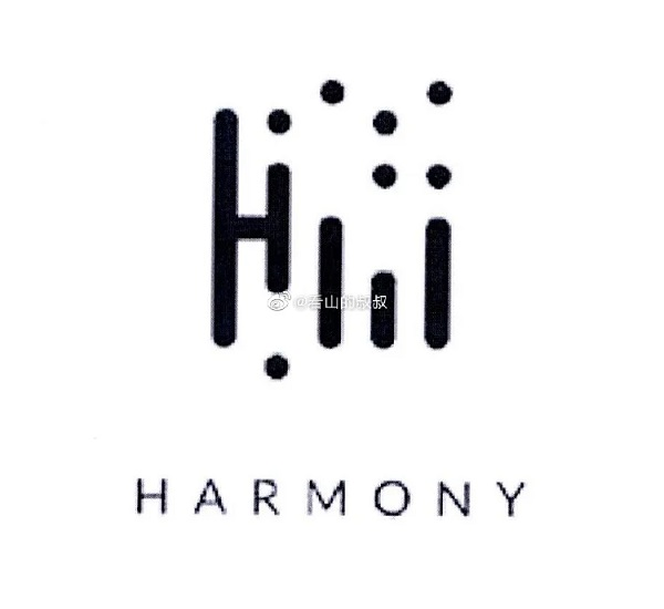 HarmonyOS logo (Chinese version)
