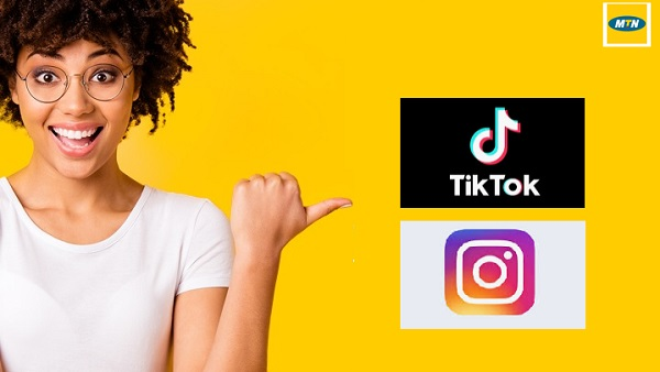 How To Activate MTN TikTok and Instagram