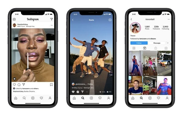 Instagram Launches Reels