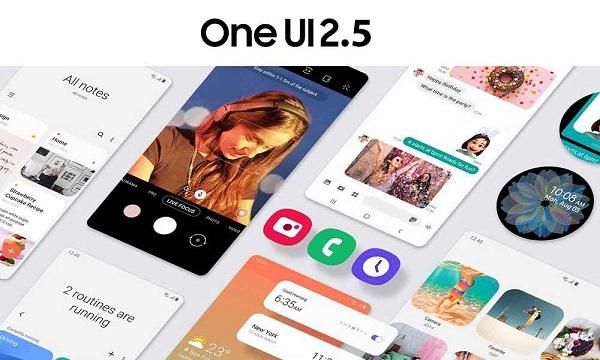 One UI 2.5