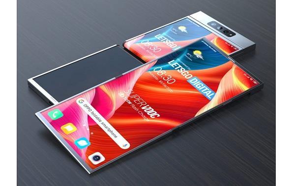 Oppo Files Patent For A Unique Foldable Smartphone