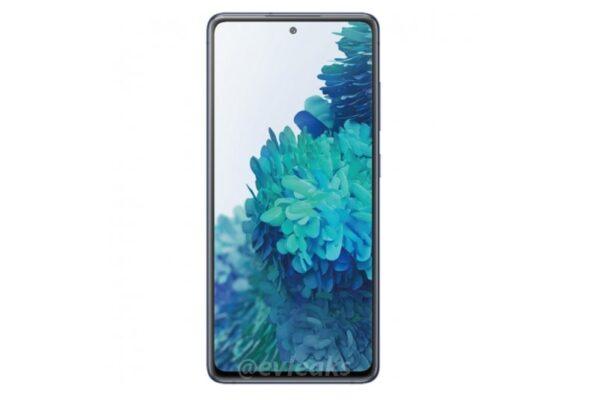 Samsung Galaxy S20 Fan Edition alleged render