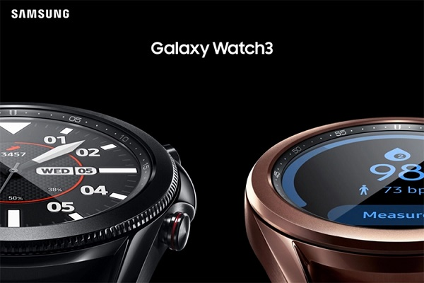 Samsung Galaxy Watch3 launched